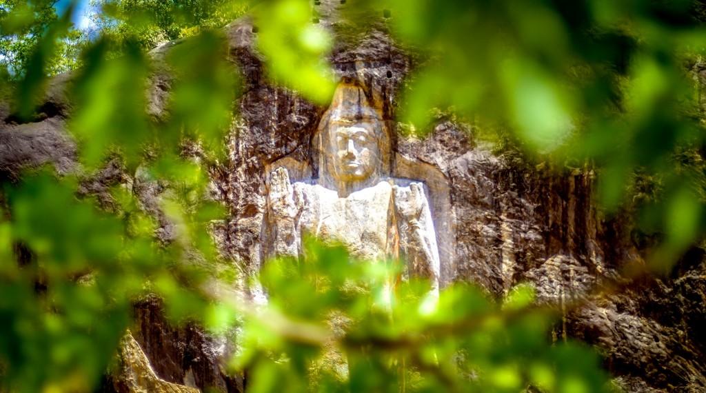 Nejvyšší stojící Budha na Srí Lance - Buduruwagala