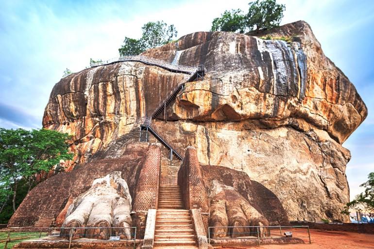 3 impozantní místa, která si na cestě po Srí Lance zamilujete