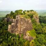 Skalní chrámy Mulkirigala