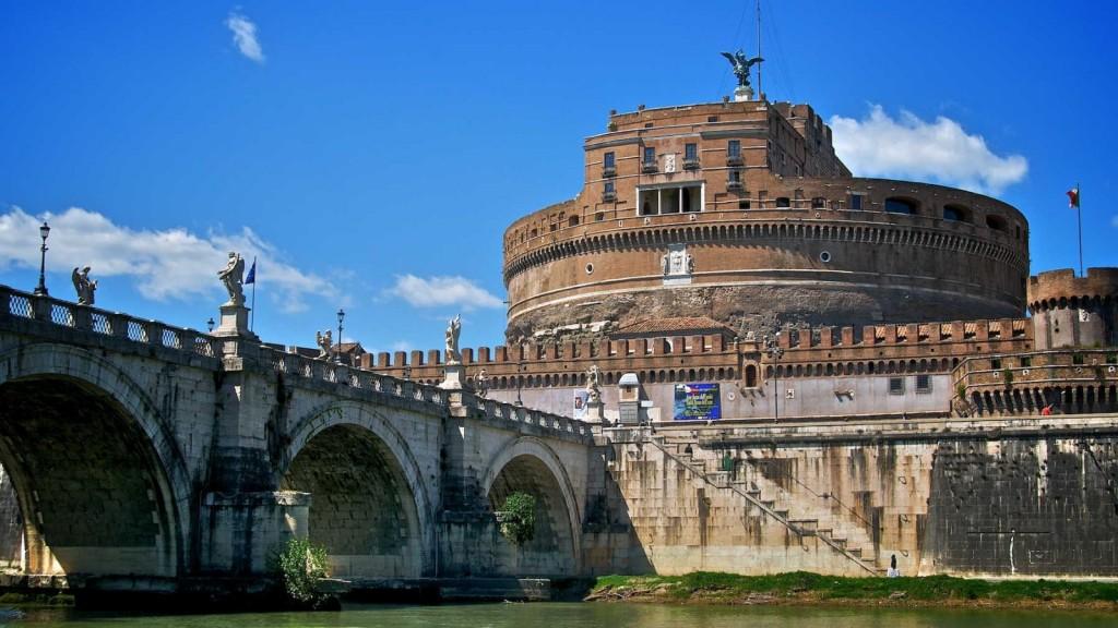 Andělský hrad (Castel Sant Angelo)