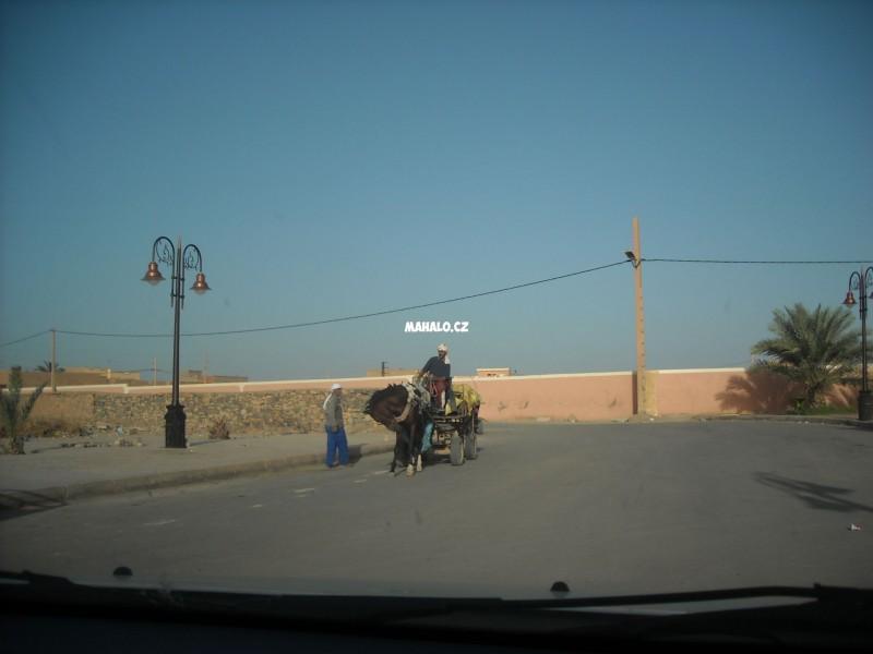 Ulice mesta Figuig