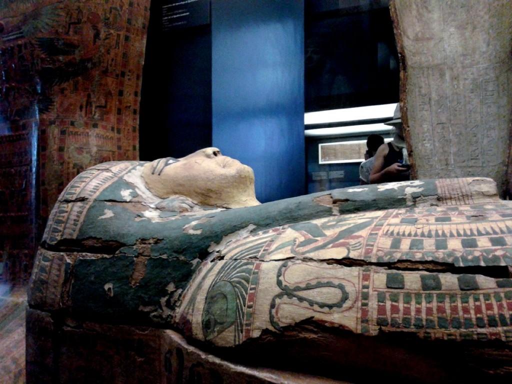 Egyptské muzeum (Musei Gregoriano Egiziano)