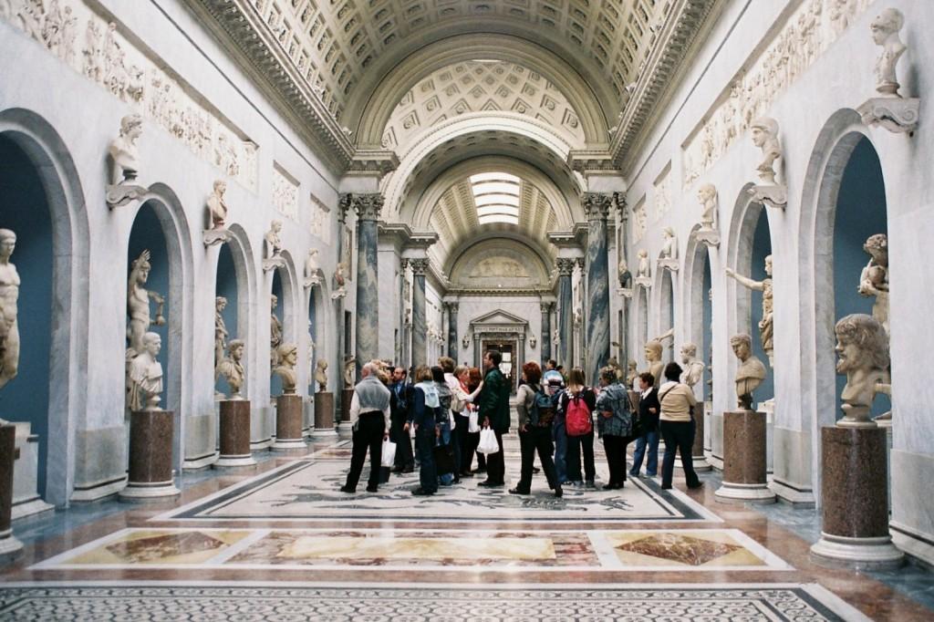 Museo Chiaramonti - Braccio Nuovo