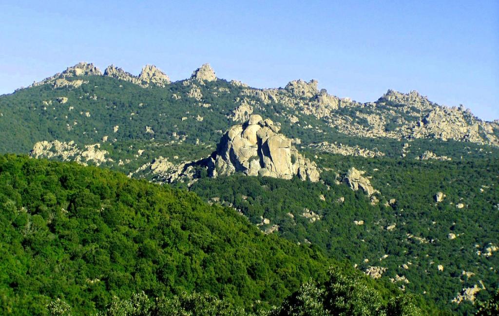 Pohoří Sette Fratelli