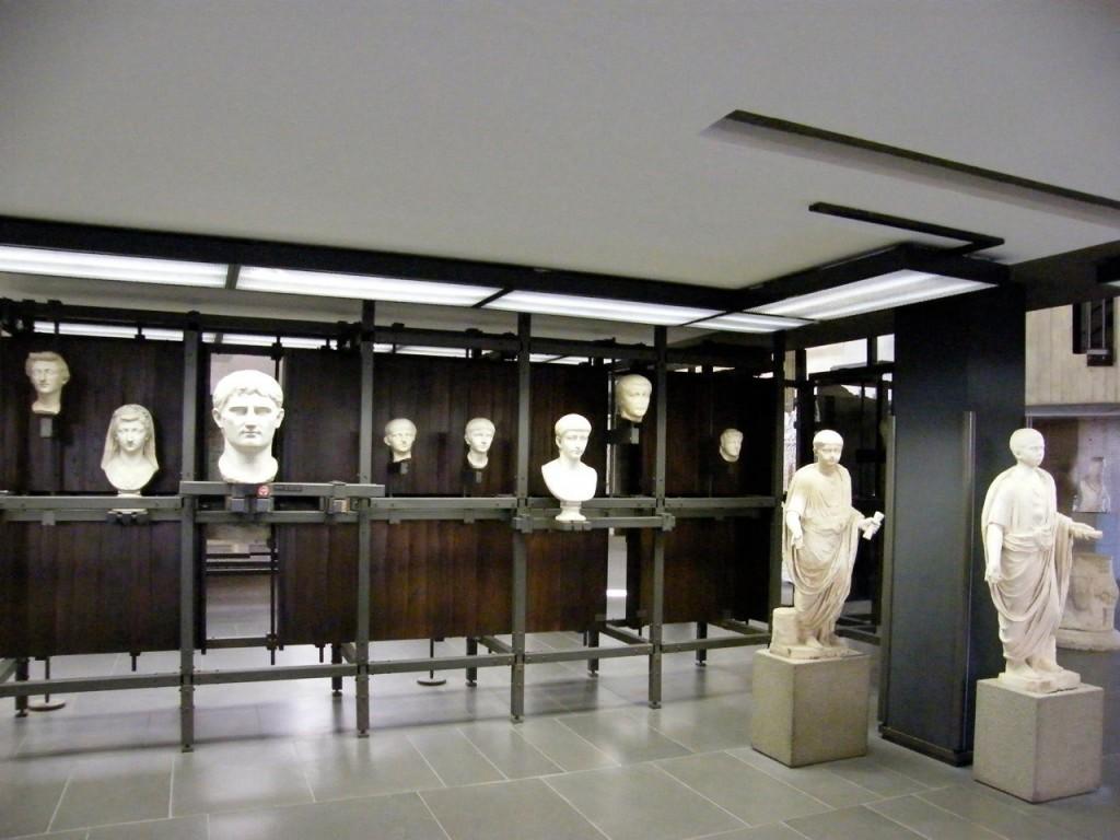 Světské  muzeum Řehoře XVI. (Museo Gregoriano Profano)