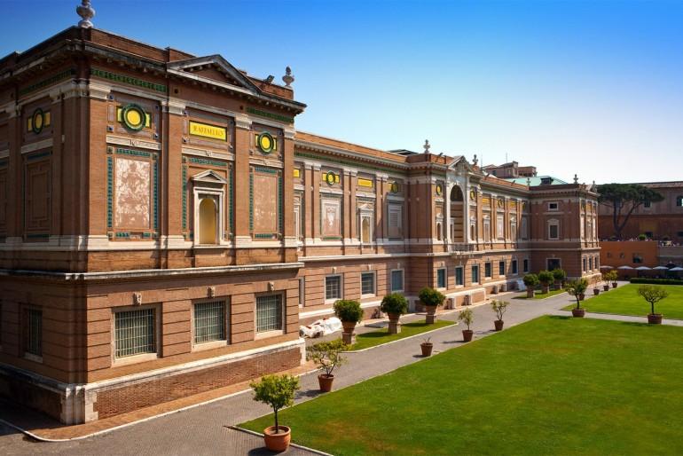 Vatikánská obrazárna (Pinacoteca Vaticana)