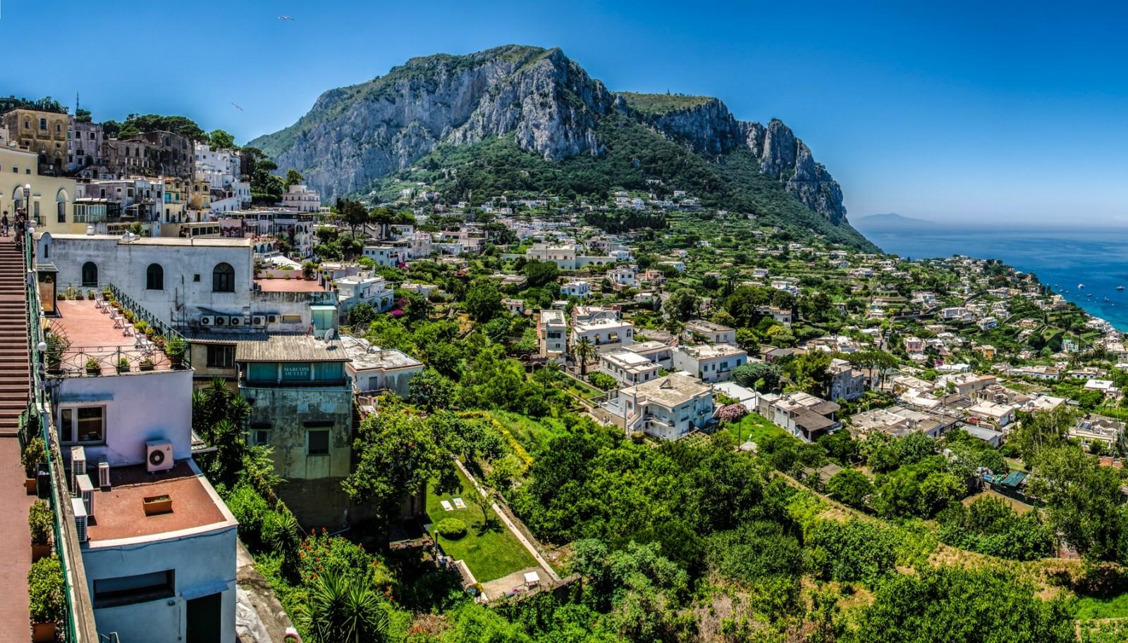 Capri & Anacapri | Italy Vacation | Goway Travel