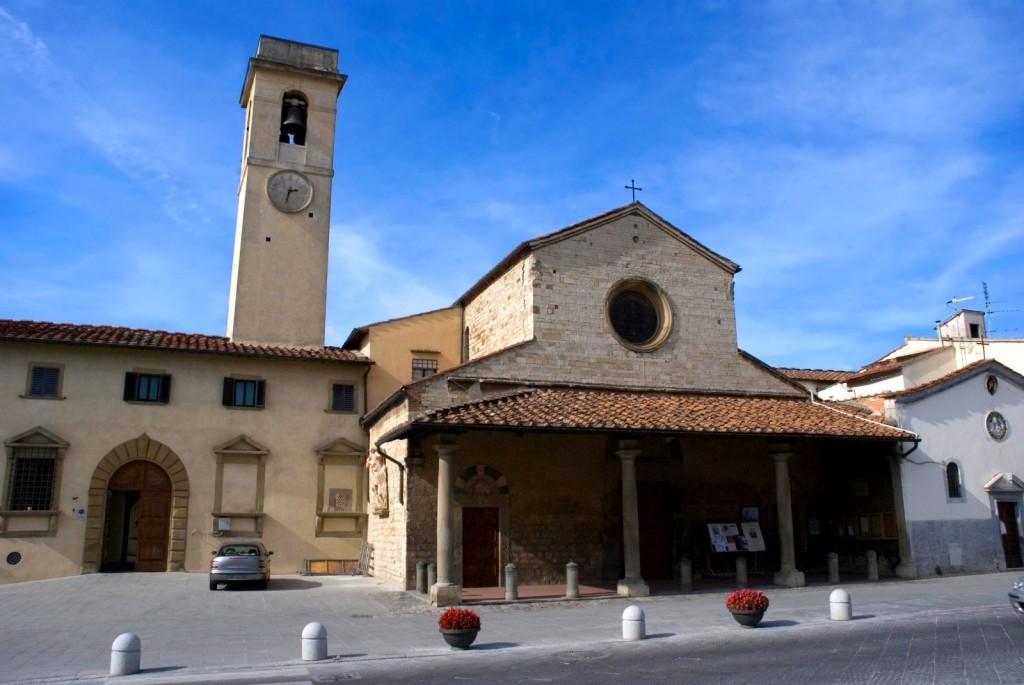Kostel San Martino