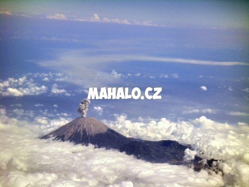 Sopka Semeru