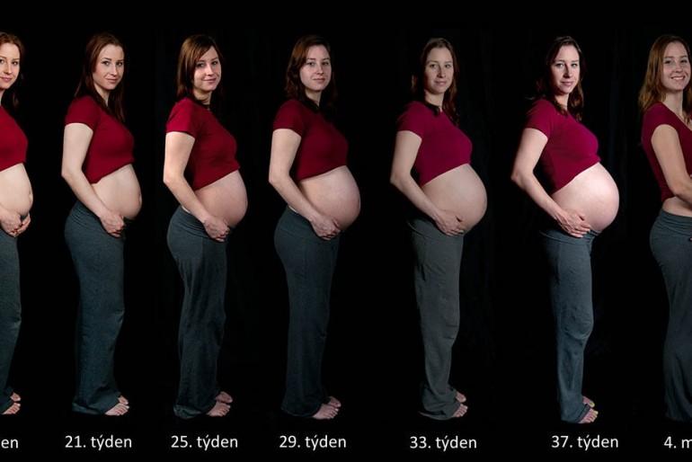 Kdy cestovat v těhotenství
