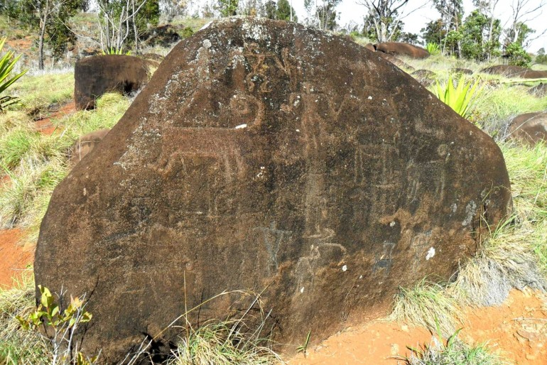 Luahiwa Petroglyphs
