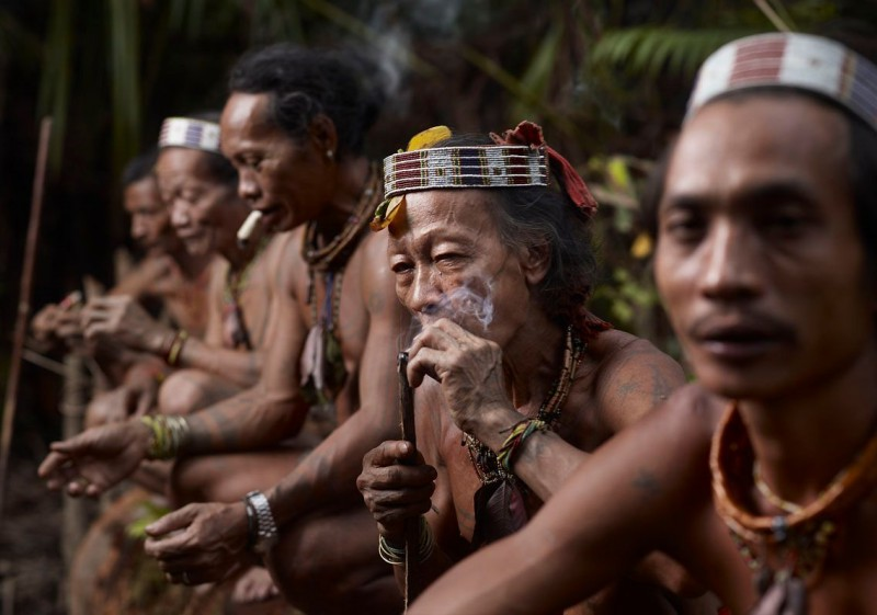 Kmen Dayaků