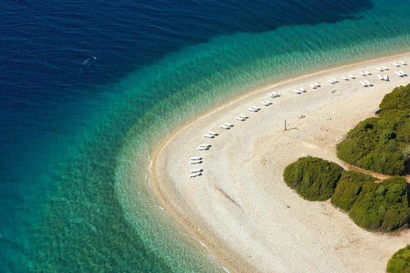 Pláž Agios Dimitrios