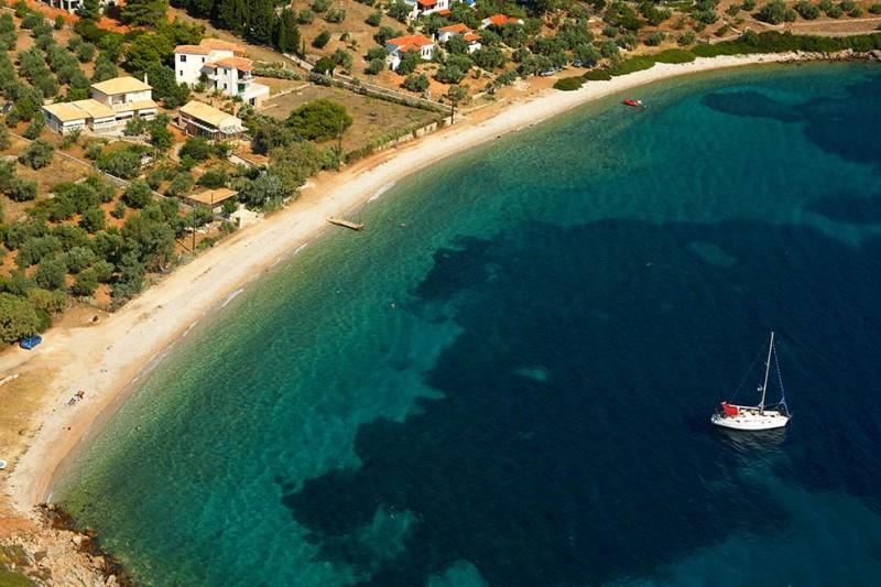 Pláž Glyfa
