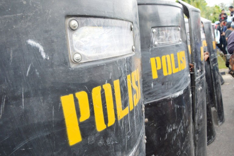 Bezpečnostní situace v Indonésii