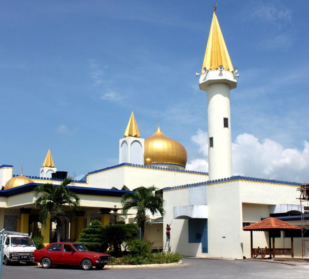 Královská mešita v Arau