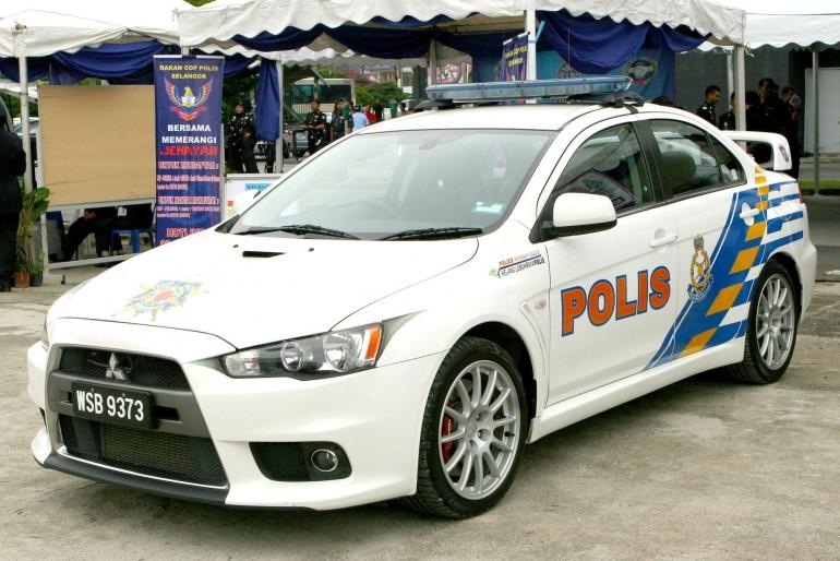Důležité kontakty v Malajsii