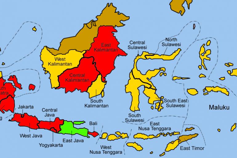 Základní informace o Indonésii