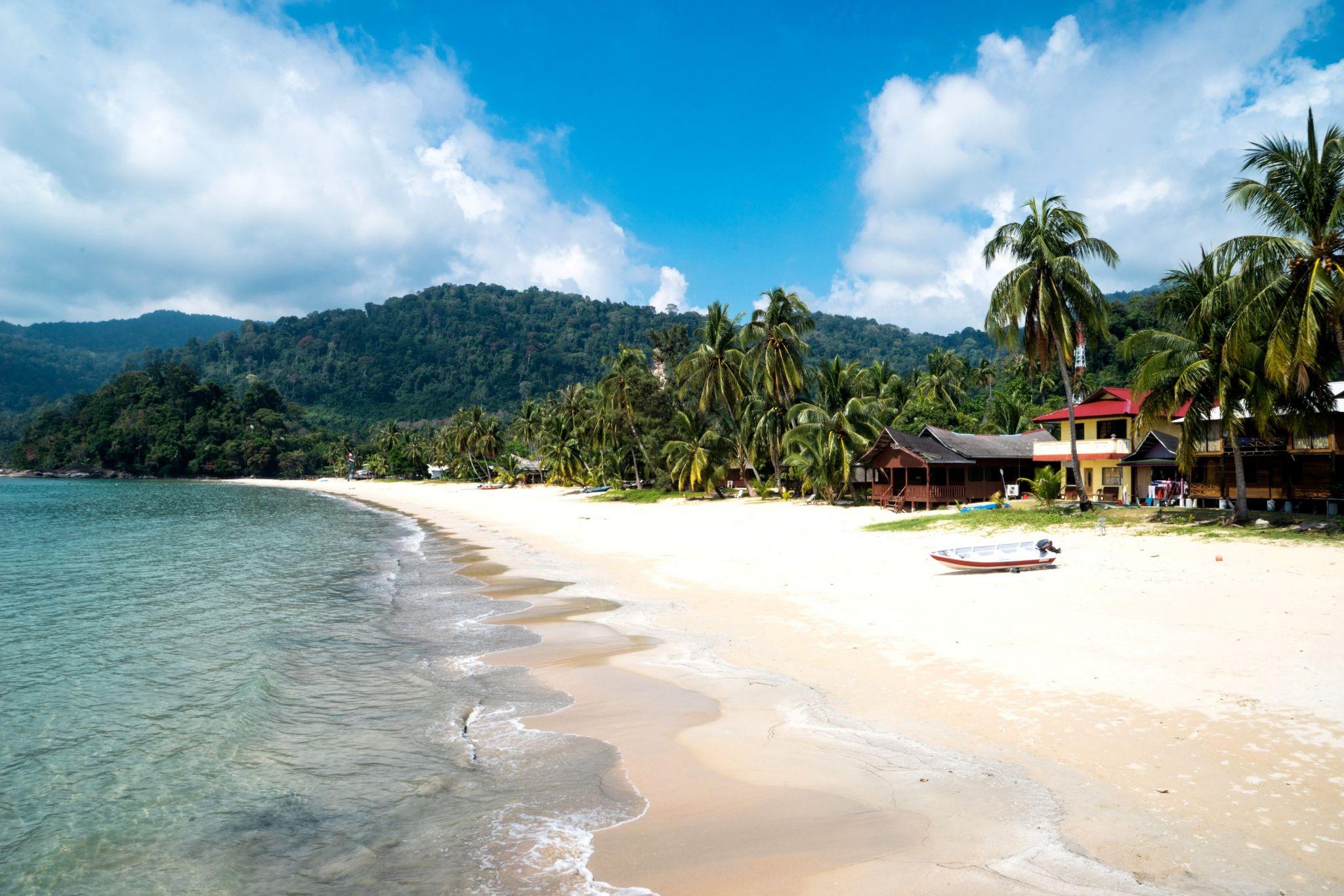 essay about pulau tioman