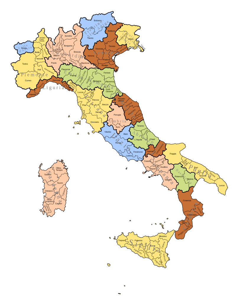 541881a82 Základní informace o Itálii | Itálie | MAHALO.cz