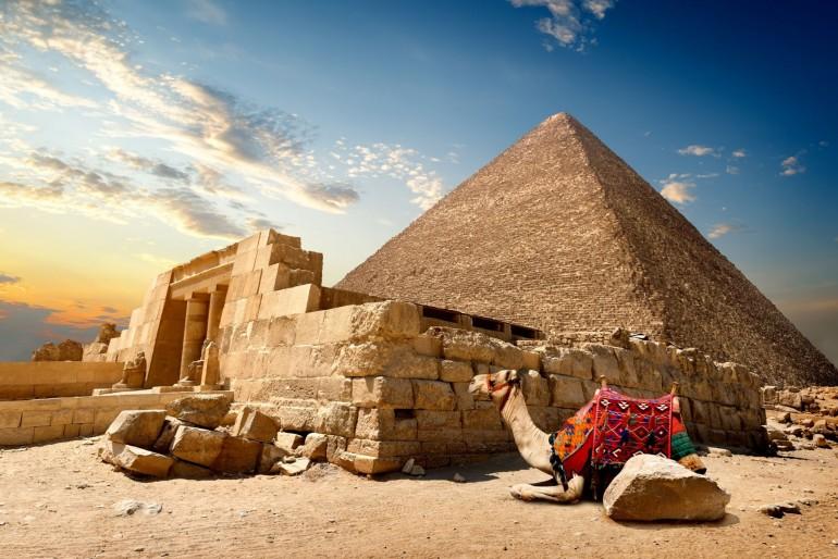 Cheopsova pyramida (Velká pyramida)