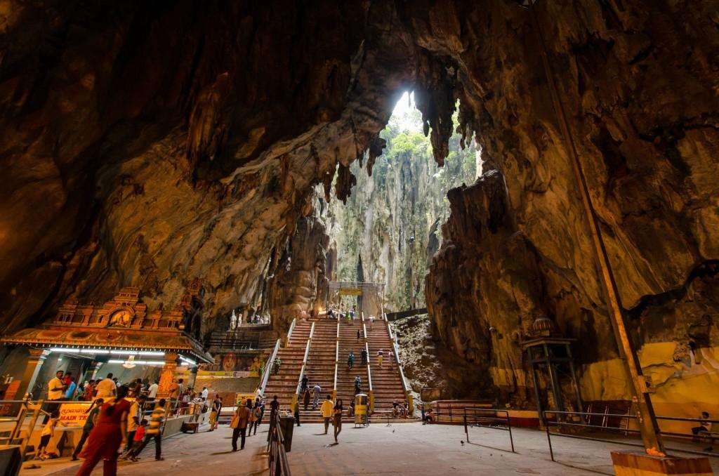 Chrám v Batu Caves