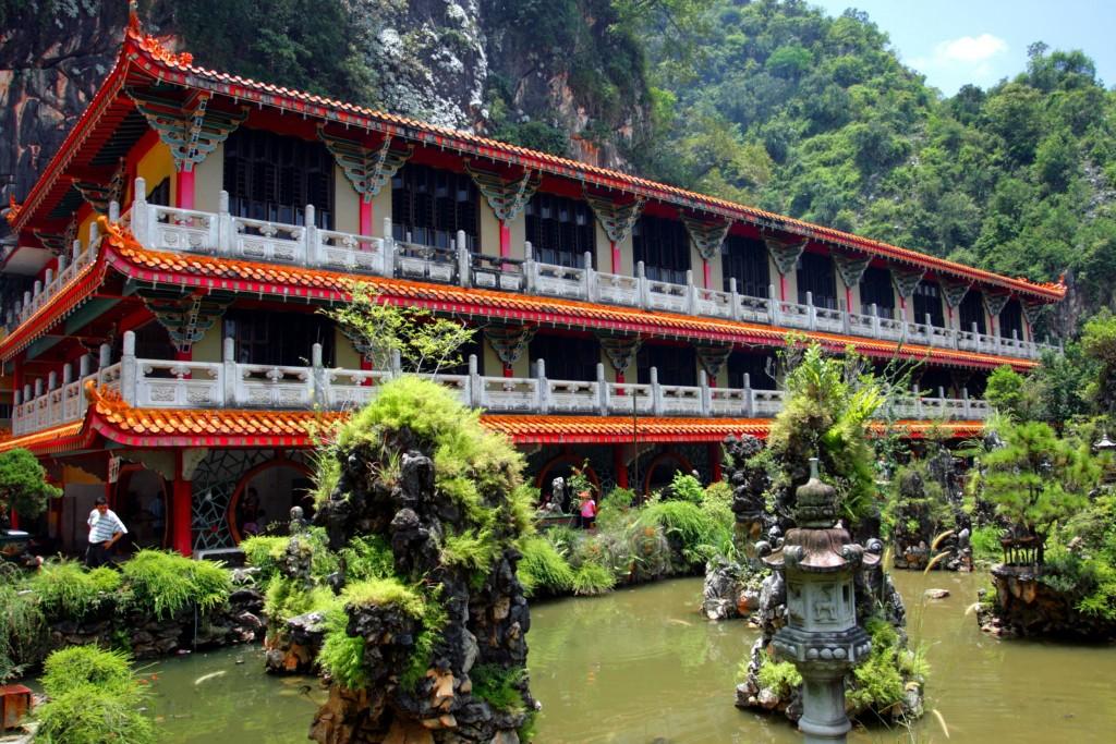 Čínský chrám Sam Poh