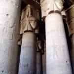 Hypostyl v Dendeře