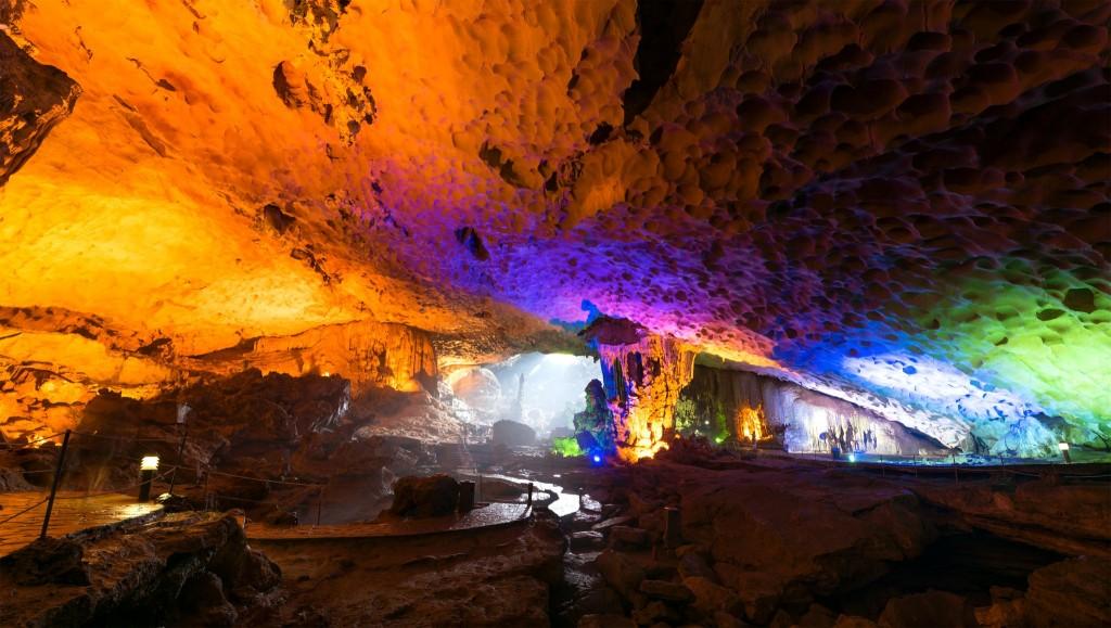 Jeskyně Thien Cung