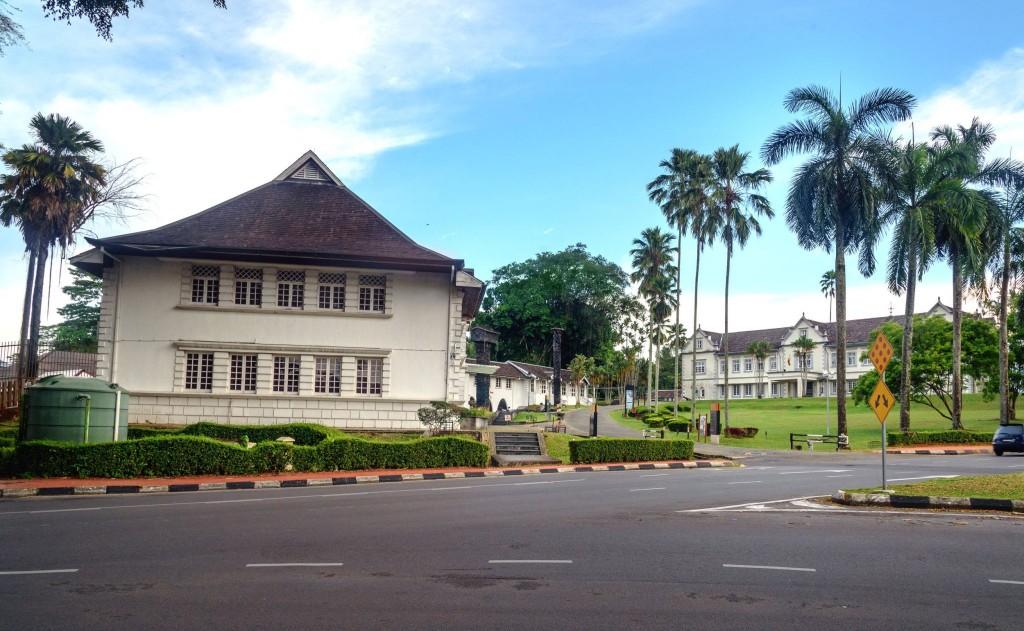 Muzeum Sarawak města Kuching