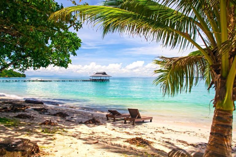 Národní park Pulau Tiga