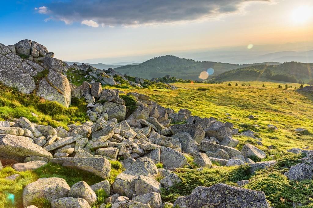 Národní park Vitoša