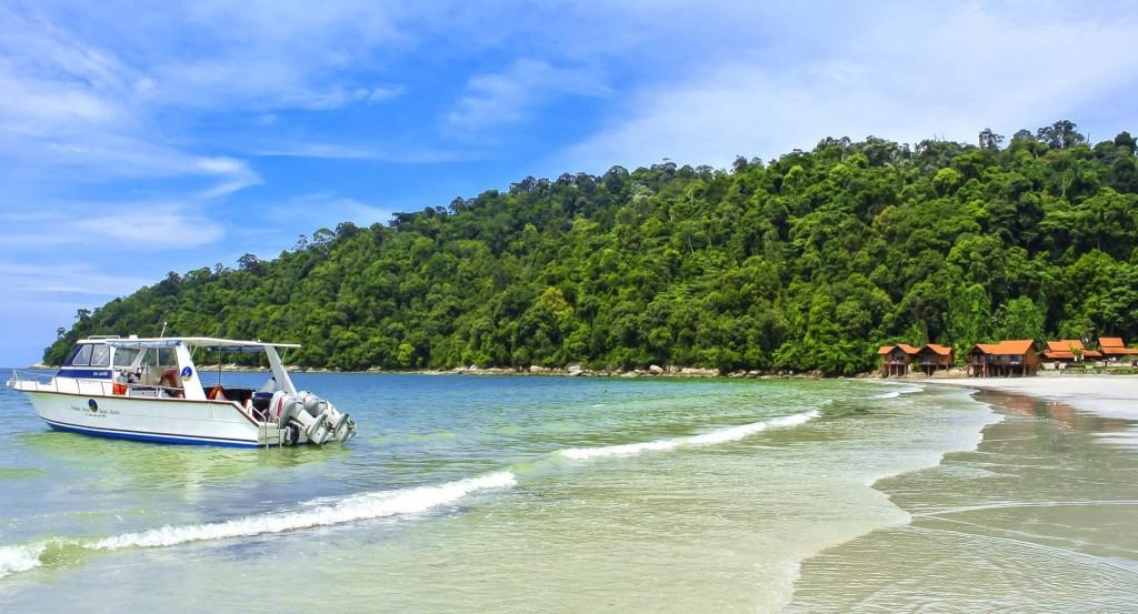 Ostrov Pulau Pangkor