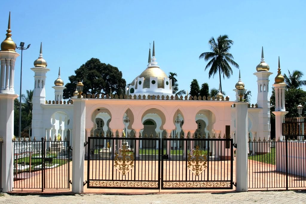 Perak Royal Mausoleum