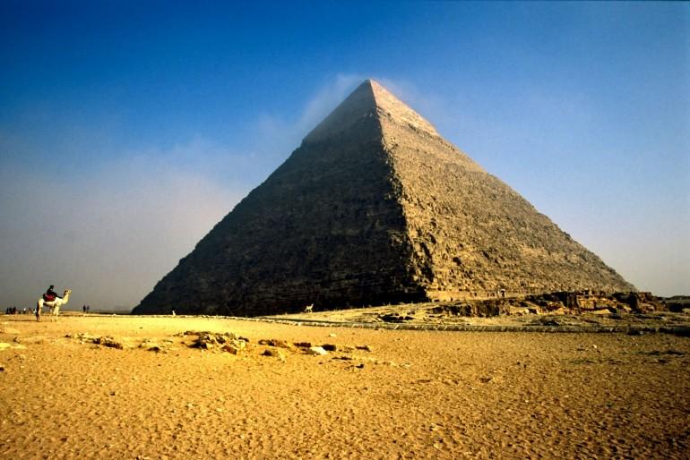 Rachefova (Chefrenova) pyramida