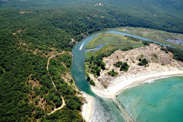 Chráněné území Ropotamo