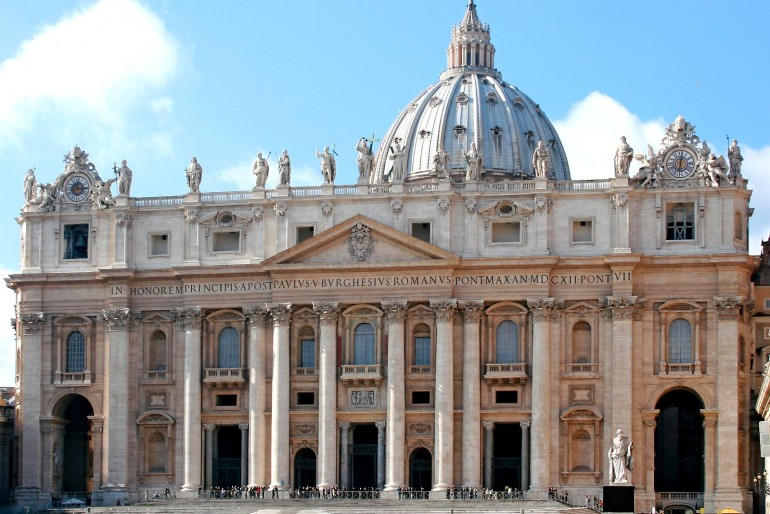 Bazilika svatého Petra (Basilica di San Pietro)