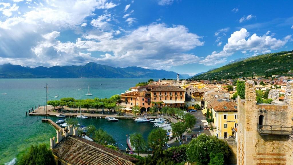 Krajina regionu Veneto (Benátsko)