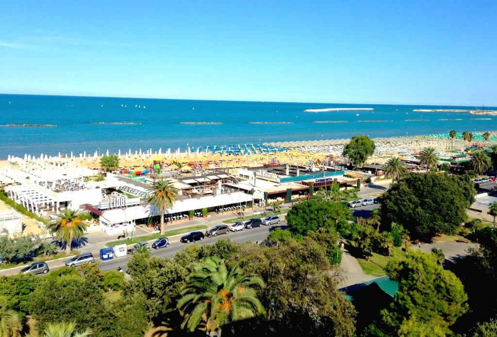 Letovisko Pescara