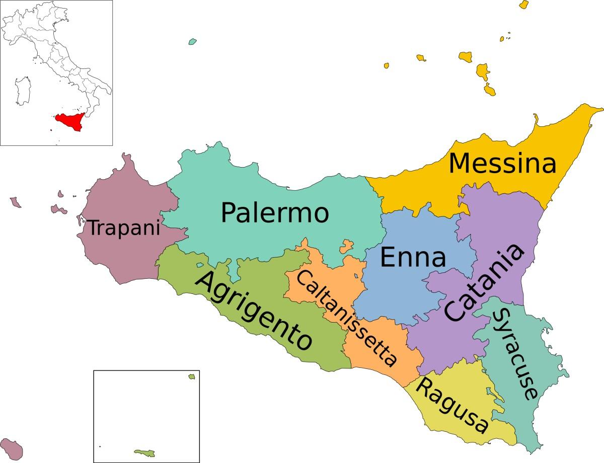 Pruvodce Po Ostrove Sicilie Italie Mahalo Cz