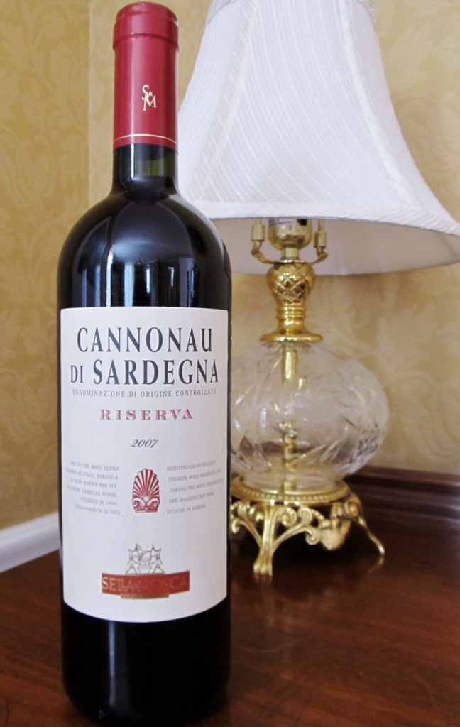 Víno Cannonau