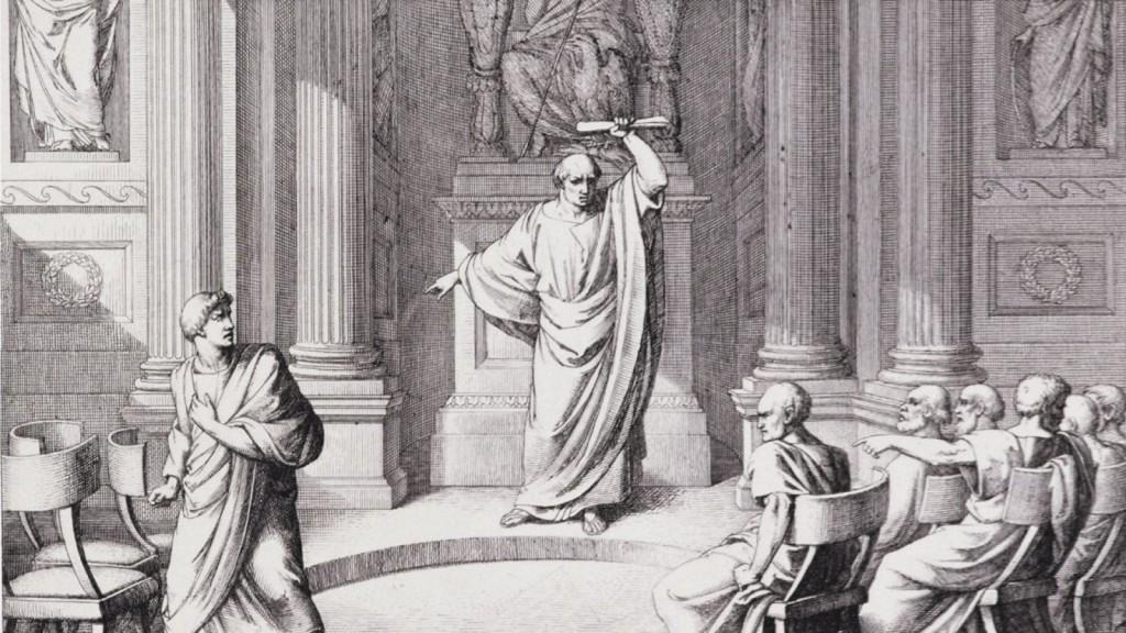 Římský senát