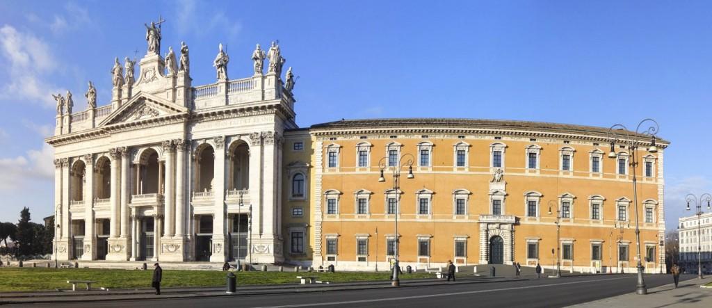 Bazilika sv. Jana Lateránského (Basilica San Giovanni in Laterano)