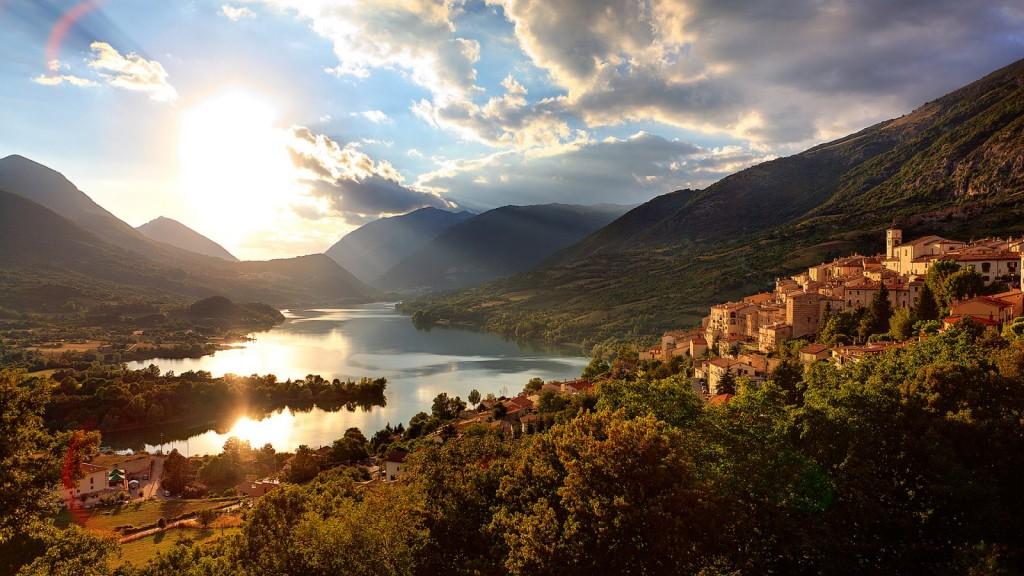 Národní park Abruzzo