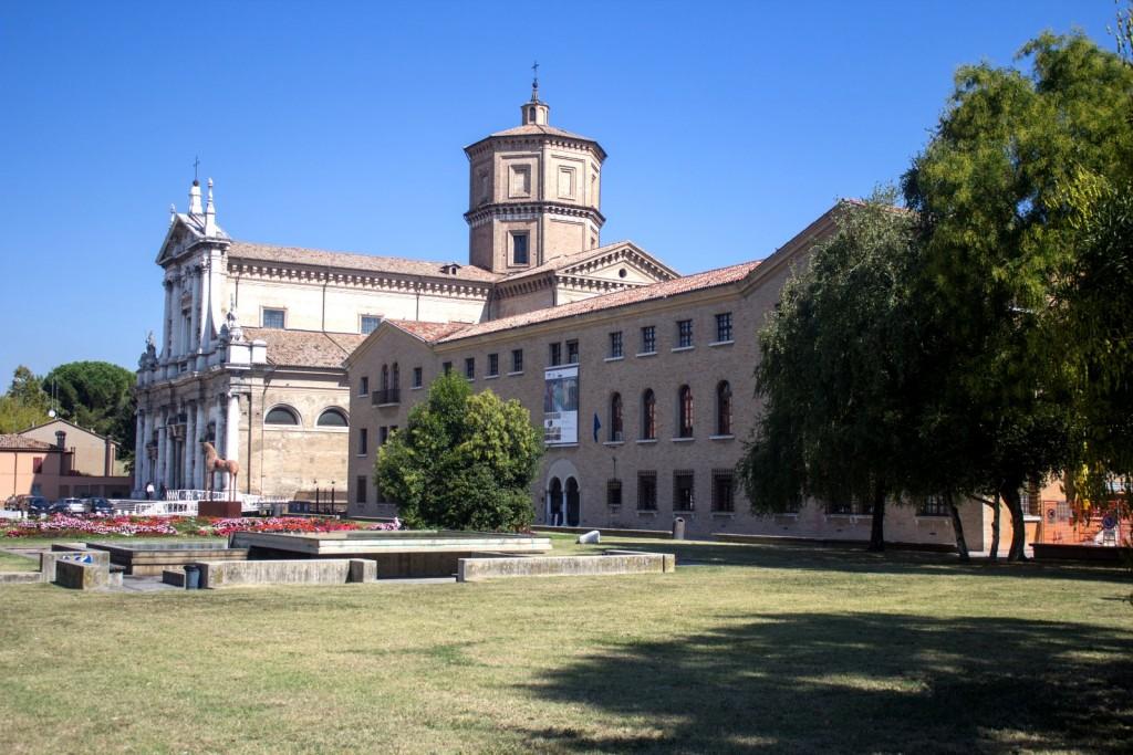 Pinacoteca Comunale v Ravenně