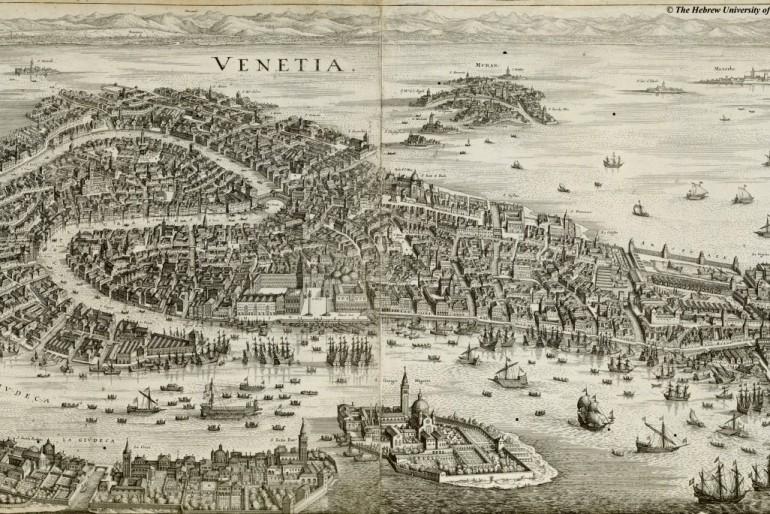 Historie Benátek