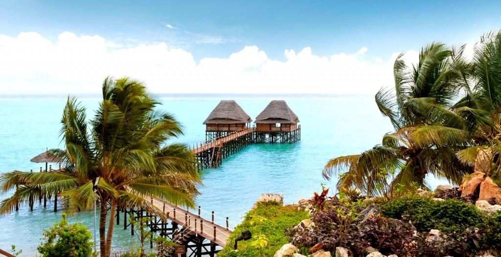 Resort na Zanzibaru