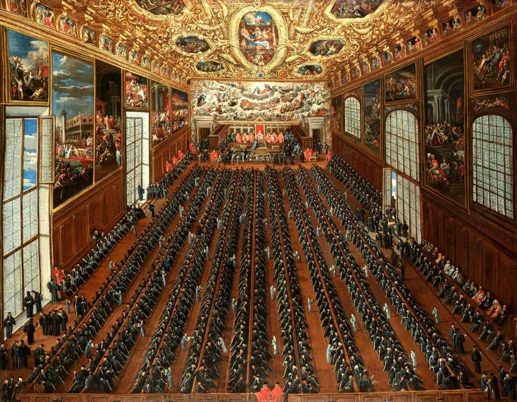 Velká rada (Maggior Consiglio)