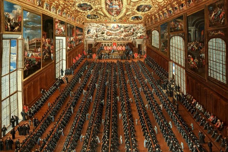 Politický systém benátské republiky