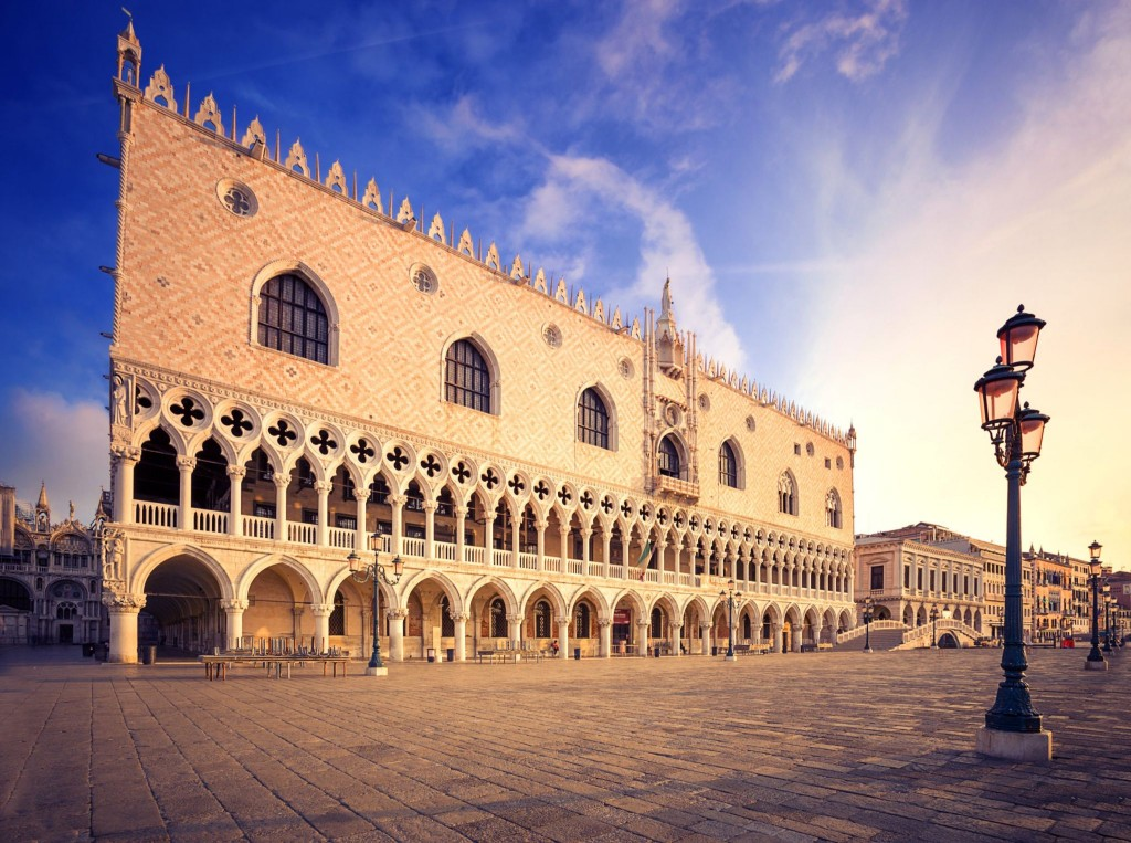 Dóžecí palác (Palazzo Ducale)